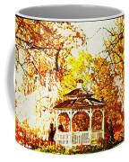 Spring Gazebo Coffee Mug