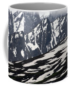 Spring In Alaska Mountains Coffee Mug by Michael S. Quinton