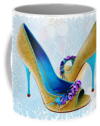 Spring In Your Step Pumps Coffee Mug