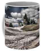 Springing Forward Coffee Mug