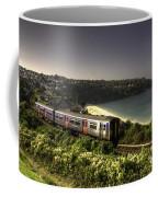 Sprinter At Carbis Bay Coffee Mug