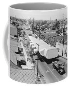 Spruce Goose Wing On The Move Coffee Mug