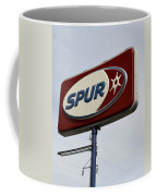 Spur Station In The U.p. Coffee Mug