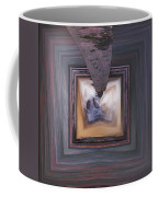 Squared Stream Coffee Mug