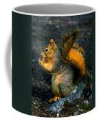 Squirrel At Riverfront Park Coffee Mug