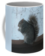 Squirrel Snack Coffee Mug