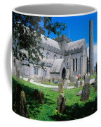St Canices Cathedral &, Round Tower Coffee Mug