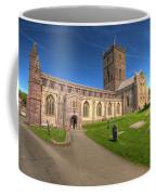 St Davids Cathedral 5 Coffee Mug