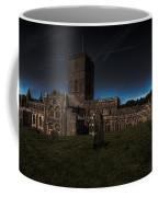 St Davids Cathedral Pembrokeshire Dusk Coffee Mug