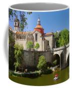 St Goncalo Cathedral Coffee Mug by Carlos Caetano