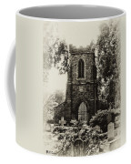 St James The Less - East Falls Philadelphia Coffee Mug
