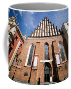 St. John Archcathedral In Warsaw Coffee Mug