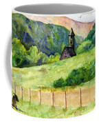 St. Kevin's And Wicklow Mountians Coffee Mug