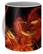 St Louis Abstract Coffee Mug