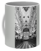 St. Louis Cathedral Monochrome Coffee Mug