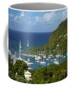 St Lucia Coffee Mug