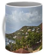 St Maarten Rooftops Coffee Mug