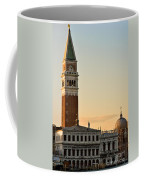St Marks Sunset Coffee Mug