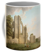 St Mary's Abbey -york Coffee Mug by Michael Rooker