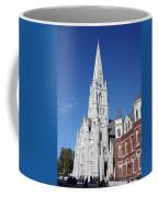 St. Mary's Basilica Coffee Mug by Kristin Elmquist