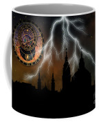 St Nikolas Church - Prague Coffee Mug by Michal Boubin