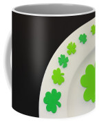 St. Patrick's Day Plate Coffee Mug