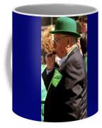 St Pattys Green Coffee Mug