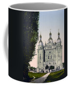 St Paul And St Peter Cathedrals In Kiev - Ukraine - Ca 1900 Coffee Mug