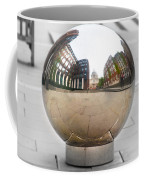 St Paul Cathedrals Reflection Coffee Mug