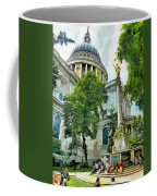 St Paul Is Giving His Blessing Coffee Mug