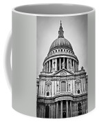 St. Paul's Cathedral In London Coffee Mug