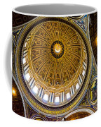St Peter's Basilica Dome  Coffee Mug