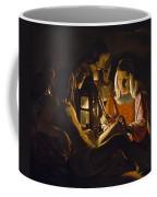 St. Sebastian Tended By Irene Coffee Mug