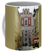St Stanislaus Church Exterior Coffee Mug