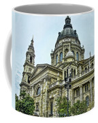 St Stephen Basilica   Budapest Coffee Mug