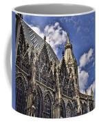 St Stephens Cathedral - Vienna Coffee Mug