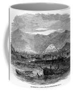 St. Thomas: Earthquake Coffee Mug