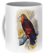 St Vincent Amazon Parrot Coffee Mug