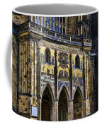 St Vitus Cathedral Entrance Coffee Mug