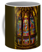 St Vitus Main Altar Stained Glass Coffee Mug