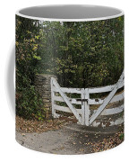 Stable Gate Coffee Mug
