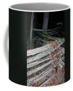 stacked Fence Coffee Mug