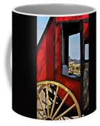 Stagecoach View Coffee Mug