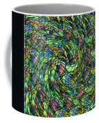 Stained Glass In Abstract Coffee Mug