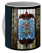 Stained Glass Lc 19 Coffee Mug by Thomas Woolworth