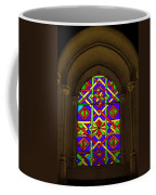 Stained Glass Window In Mezquita Coffee Mug