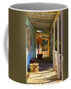 Stained Shadows Coffee Mug