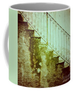 Stairs On A Rainy Day II Coffee Mug