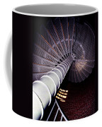 Stairs To The Light Coffee Mug by Skip Willits