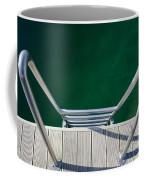 Stairs To The Water Coffee Mug